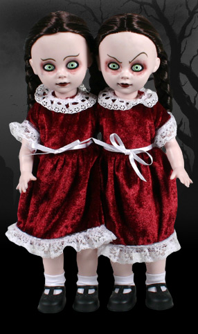 living dead dolls. Hazel and Hattie