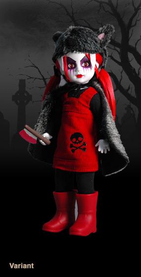 Living dead dolls red riding hood