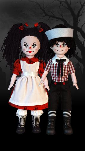 Rotten Sam and Sandy